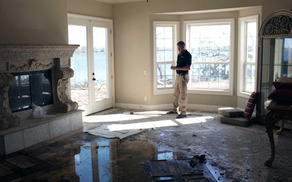 Servant Leadership Changes Lives After Hurricane Michael