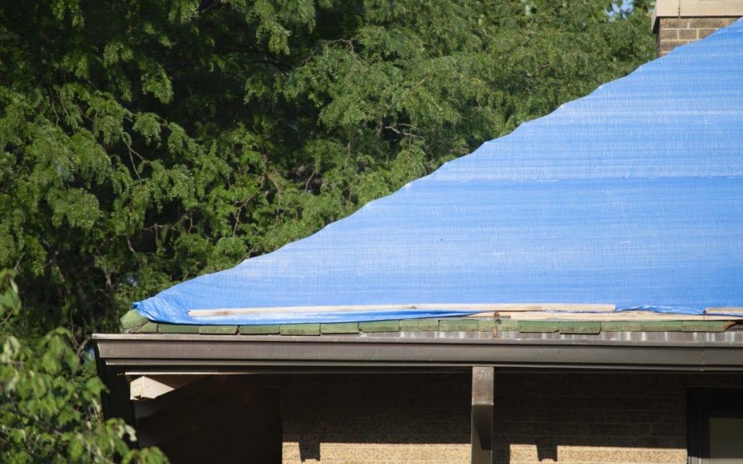 Roofing Tarps