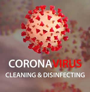 Coronavirus Cleaning & Disinfection